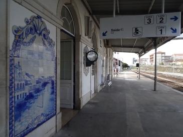 Station Caldas da Rainha