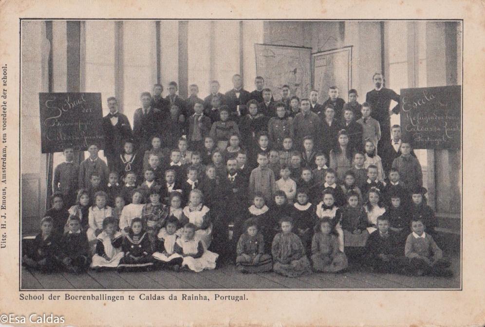 School_der_Boerenballingen_te_Caldas_da_Rainha