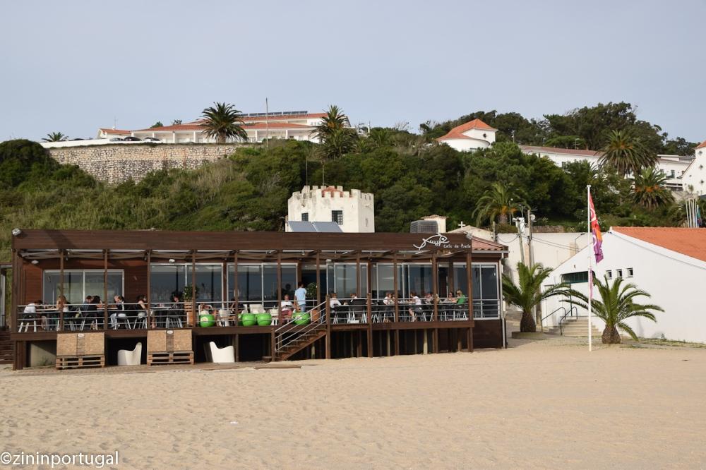Cais da Praia Foz do Arelho