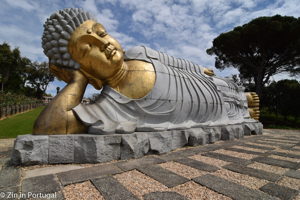 Buddha Eden Garden of Peace and Love, Bombarral, Portugal
