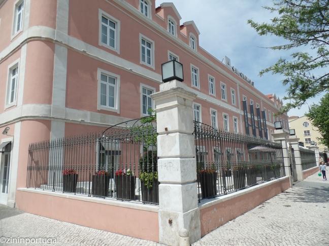 Hotel Lisbonense