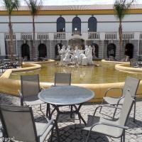 Een wonderlijke beeldentuin in Bombarral