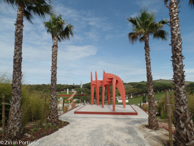 Buddha Eden Garden of Peace and Love, Bombarral, Portugal