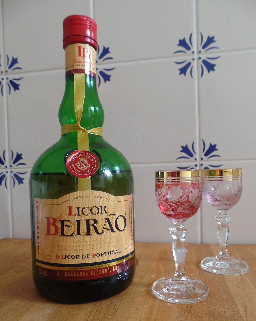 Licor Beirão, licor de Portugal!