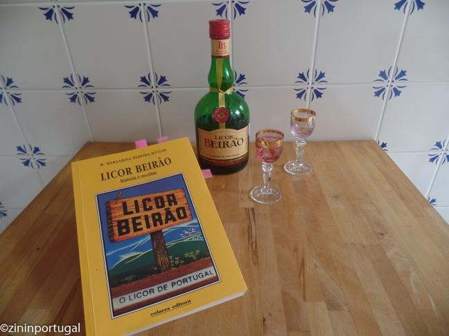 Licor Beirão-kookboek