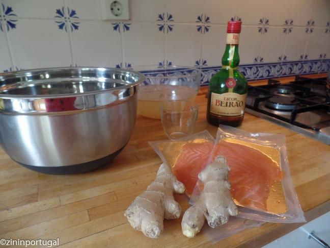 Licor Beirão- recept