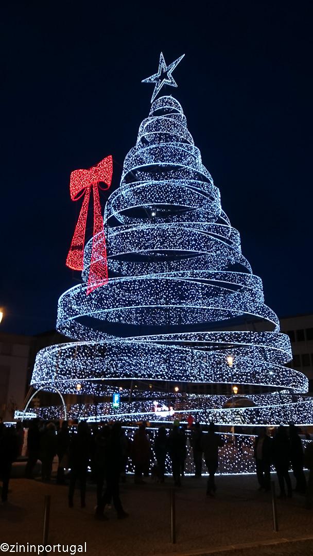 Caldas da Rainha kerstboom