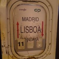 Nachttrein naar Lissabon