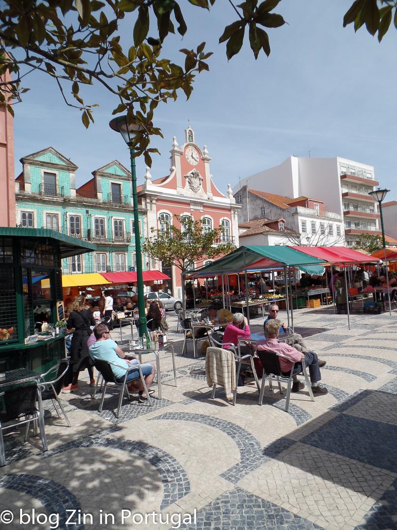 Caldas_da_Rainha_marktplein
