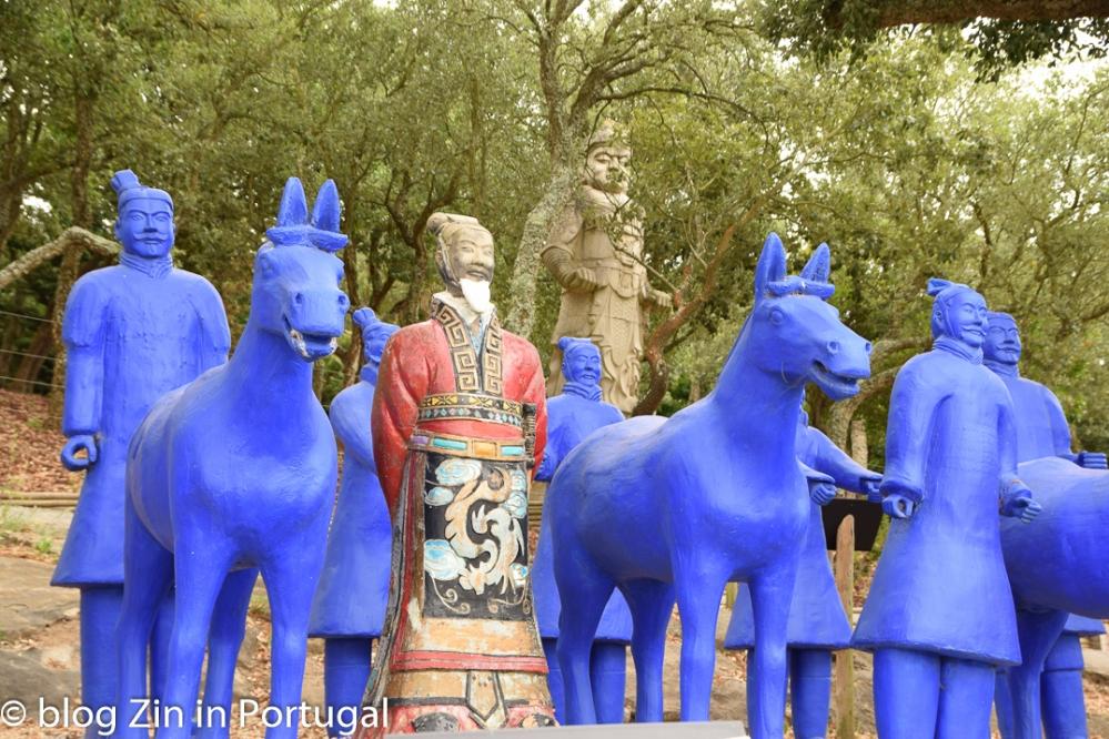 Buddha Eden terracotta leger