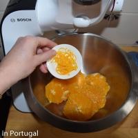 Heerlijk geurende sinaasappelcake