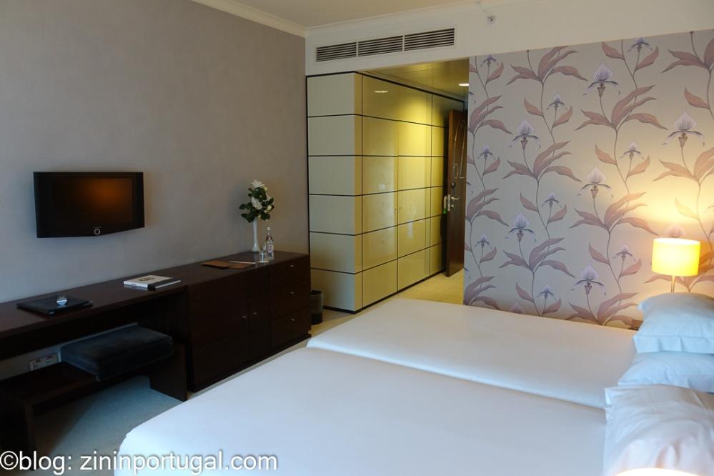 Hotel Olissipo Oriente kamer