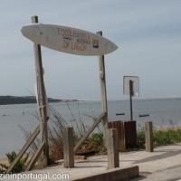 Lagoa de Óbidos: watersporters opgelet!