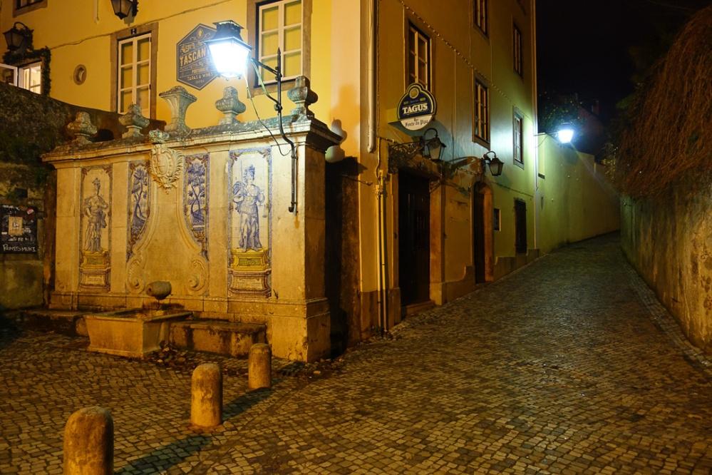 Avondwandeling door Sintra