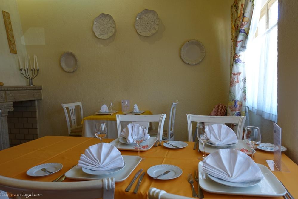 #zininportugal Restaurante A Lareira Nadadouro
