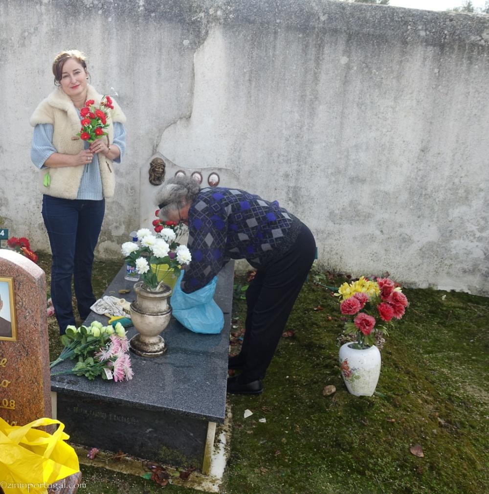 Graven poetsen