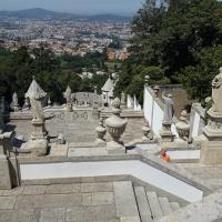 Bom Jesus de Braga: wat een trappartij!