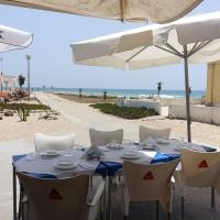 Algarve: Ria Formosa, Ilha do Farol en Praia do Barril