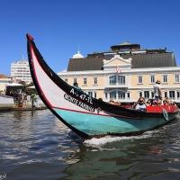 Aveiro: Venetië van Portugal