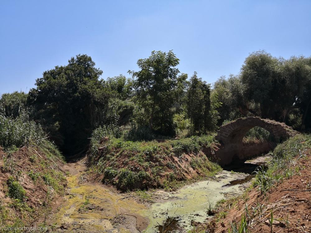 #zininportugal ponte romana alvorninha