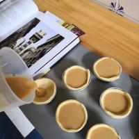 Mislukte pastéis de nata