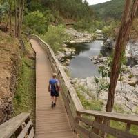 Passadiços do Paiva: plankiertocht van 8 km