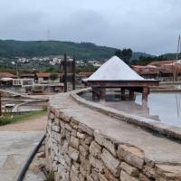 Salinas de Rio Maior: 800 jaar zoutwinning